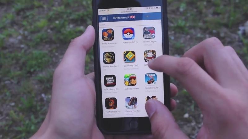 Tim Lion ГДЕ Я СКАЧИВАЮ ПЛАТНЫЕ ИГРЫ БЕСПЛАТНО НА iPhone