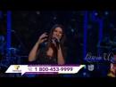 Laura Pausini canta 'Viveme' @ Teleton USA 2016