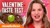 Valentines Day Taste Test w Annie LeBlanc!