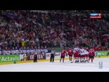 Минск 2014. ЧМ по хоккею. Швейцария - Россия 0:5. 2014 IIHF WС Switzerland - Russia 0:5