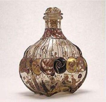 дизайн бутылки духов