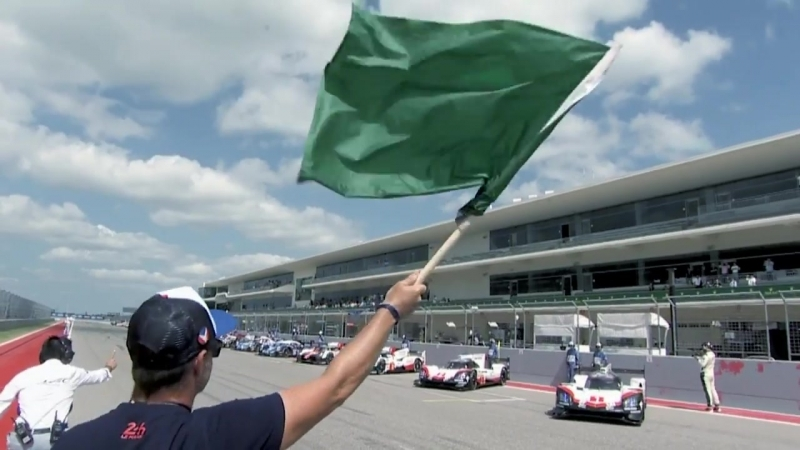 The greatest moments are created together – Porsche at the FIA WEC 6h of Austin