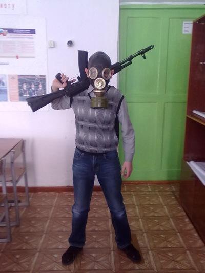 Паша Никитин, 16 декабря 1999, Шадринск, id185194856