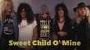 Guns N' Roses - Sweet Child O' Mine (Guitar solo)