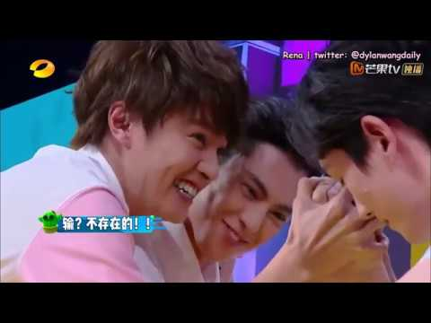 [ENGSUBS] 180714 Happy Camp — Dylan Wang (王鹤棣)s Cut Part 12