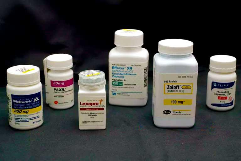 Прозак и другие антидепрессанты СИОЗС