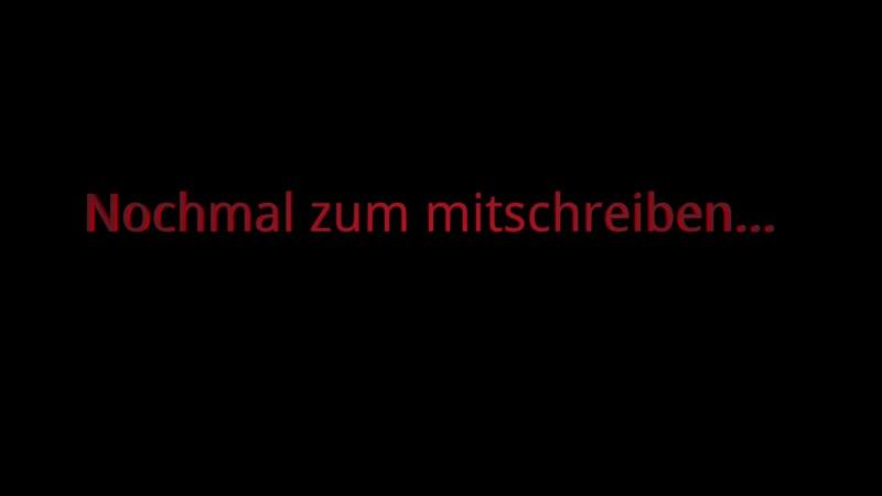 Neue Weltordnung mit Angela Merkel (CDU)