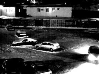 BEWARD B2.920F запись с IP-камеры, ночь