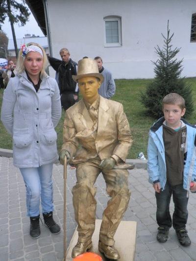 Юлія Єгорова, 24 апреля 1990, Львов, id47446489