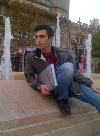 Huseyn Qasimzade, 17 июня 1996, Черемхово, id180351151