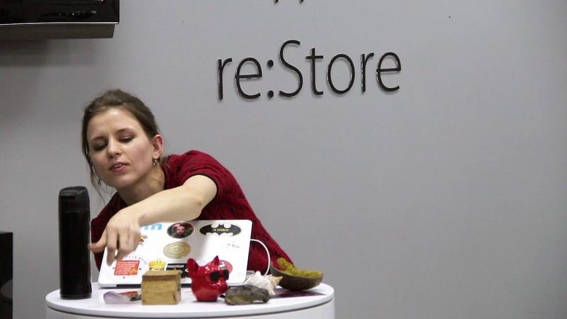 Эрика Парфёнова: Мастер-класс по раскладкам Flat-Lay