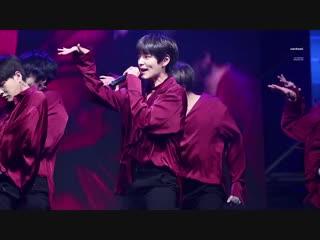 [VIDEO] 181003 Чан @ Festival Rising K-Pop