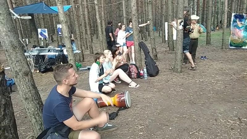 5 08 18 17ч 19 мин Воскресенье третий день Лесные фестивали Чаща всего плюс Запределье Тоби
