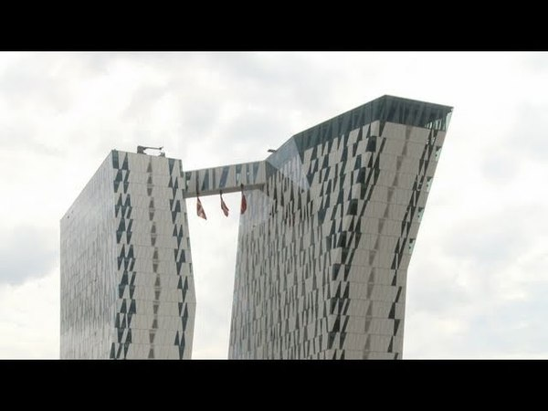 Bella Sky: Largest Design Hotel in Scandinavia [HD]