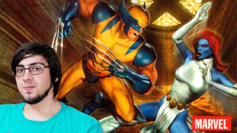 Arcade Ladder X men Mutant Academy 2 Wolverine