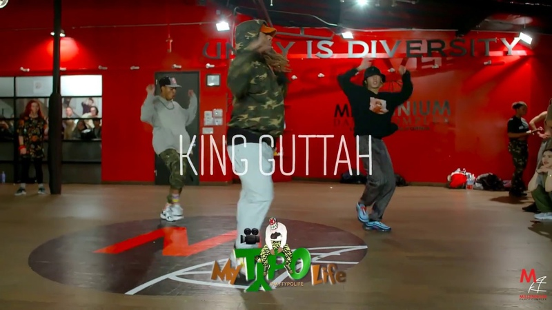 Jeremih Chance The Rapper - Are You Live   Choreo by @KingGuttah