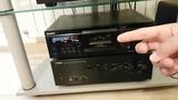 Sony TC-KA3ES запись кассеты