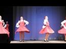 Гр. Девчата - танец Волжская плясовая