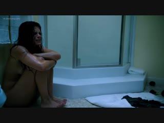 Ванесса Ферлито (Vanessa Ferlito) голая в сериале