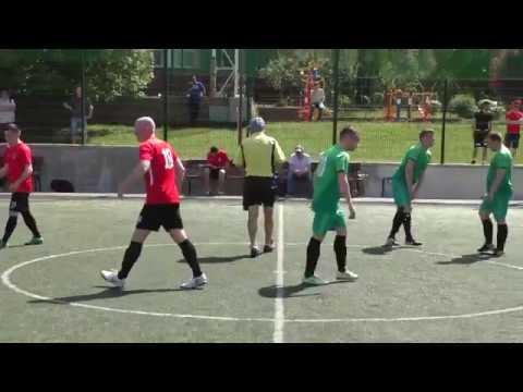 Премьер Лига Донецка ЛЕТО 2019 1 тур Гвардеец 2 2 Химик Монолит