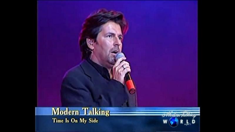 Modern Talking- Time Is On My Side /Ekaterinburg, 2002/ MTW