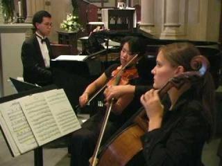 George Fung Music - Violin/Cello/Piano Trio