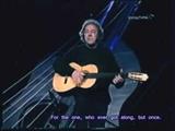 Chasing Hazes, Yuri Kukin За туманом, Юрий Кукин (subs by V. Chetin)