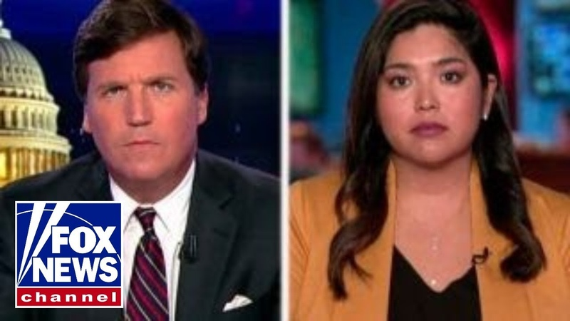 Tucker debate: Trump's immigration plan a white supremacist plot?