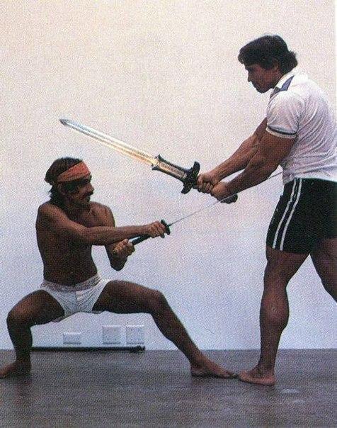 ÁLBUM DE FOTOS Conan the Barbarian 1982 6YIJfNMIBZQ