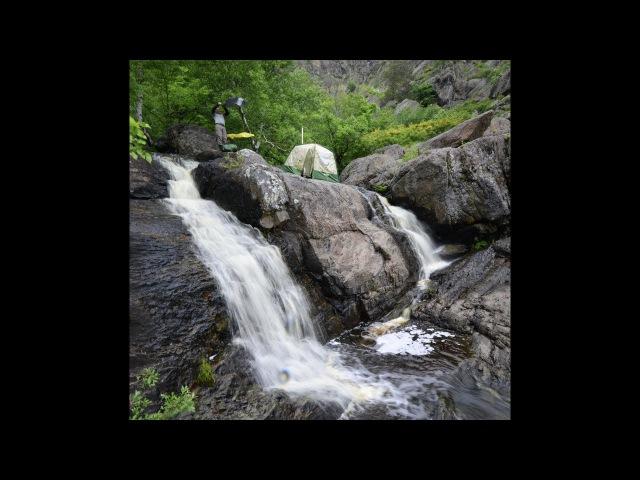 Затащили баню на самый высокий водопад в Башкирии Mobiba