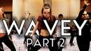 Wavey PART 2 Cliq feat Alika Radix Dance Fix Season 2 Brian Friedman Choreography