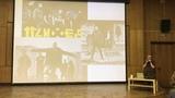 Лекция Маргинальный панк, постпанк и метал (ПТВП, Психея, Пионерлагерь Пыльная Радуга)