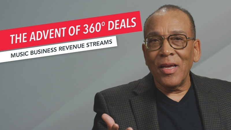 Music Industry Revenue Streams and the 360° Deal | 360-Degree Deal | Berklee Online | John Kellogg