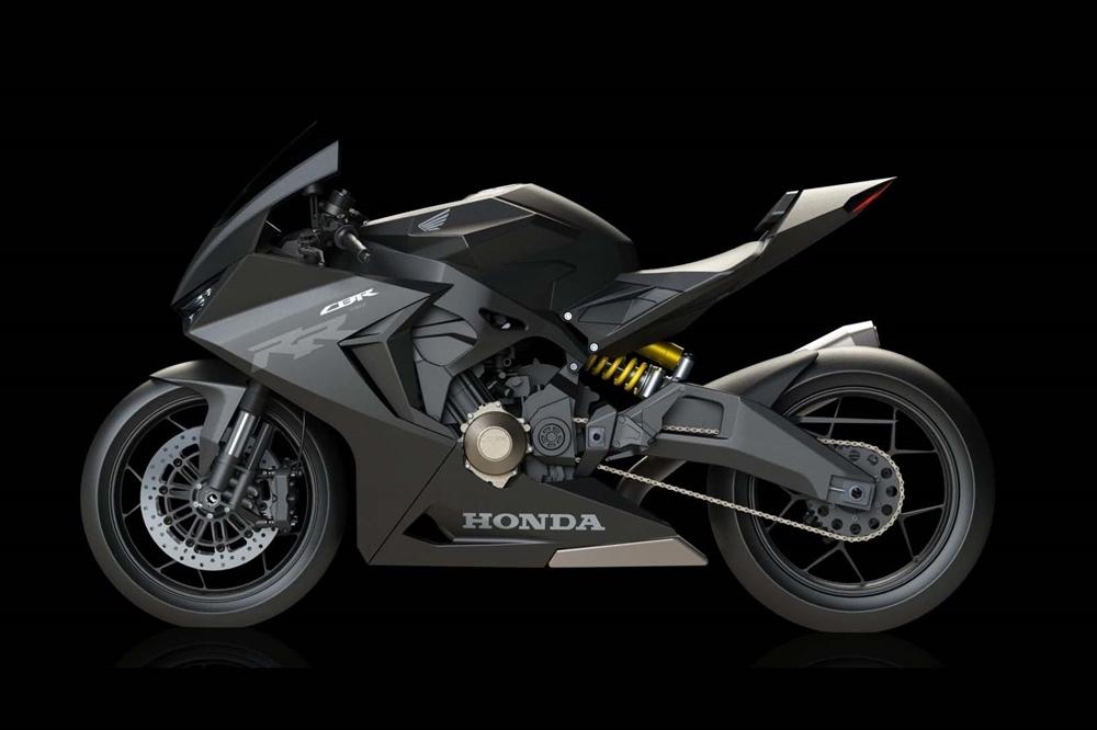 Концепт Honda CBR750RR