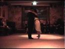 Roberto Zuccarino Jesica Arfenoni in Experiment Tango 1 No Te Apures Cara Blanca