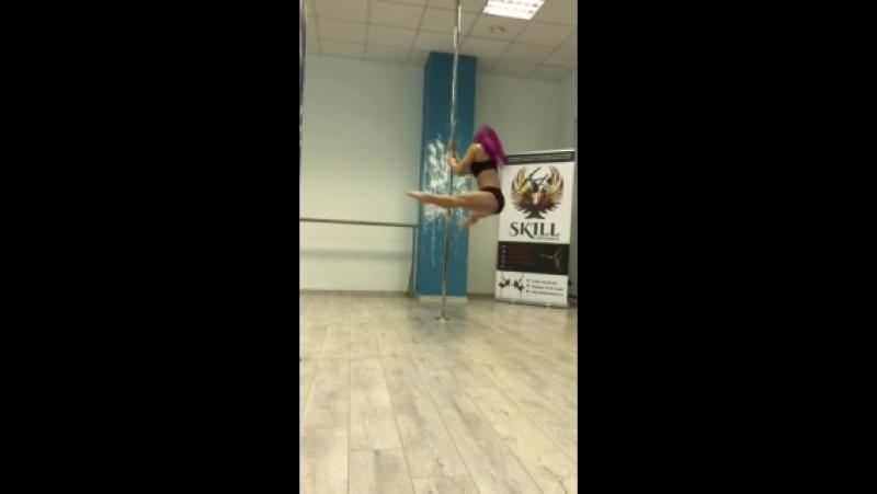 Отчетный концерт «Skill Air Dance» 19 августа 2018