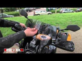 Kawasaki Versys 650 Touring Editie 2012
