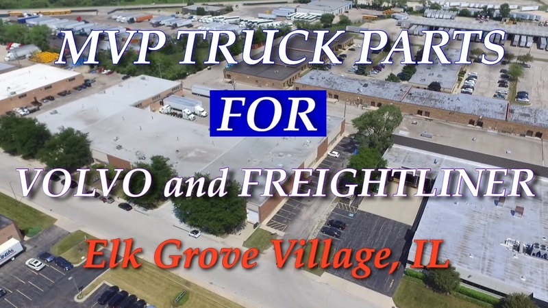 MVP TRUCK PARTS/ Quality parts in Chicago for Volvo VNL/Freightliner