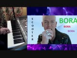 Scooter - Bora! Bora! Bora! Remix 2018 создан created на синтезаторе Yamaha PSR-
