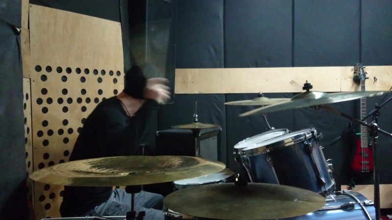 Papa Roach leader of the broken hearts by aleks drums