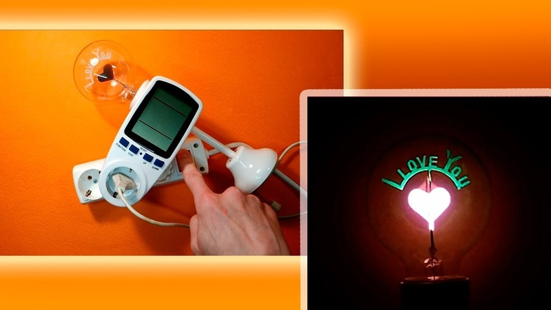 E27 Лампа I Love You - винтажная лампа Эдисона YNL | Распаковка и тестирование