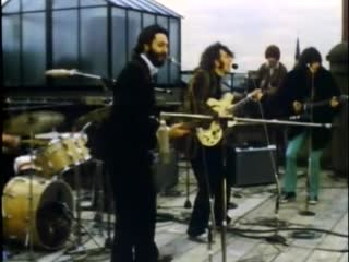 The Beatles - 1969 - Live At The Roof Of Apple Records