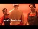 Ksheeradhara - Ayurvedic Medicated Milk Bath