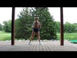 Flying Decibels - The Road (Nejtrino &amp Baur Remix)Shuffle Dance Video