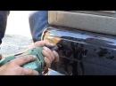 Установка парктроника на Mercedes Benz своими рука
