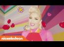Gwen Stefani Sings the Kuu Kuu Harajuku Theme Song (Remix Karaoke Style)  | Nick