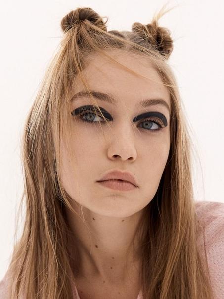 Gigi Hadid for Vogue Russia, February 2020