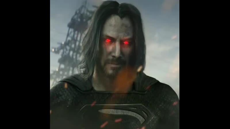 Киану Ривз в роли Супермена (Другие Миры)