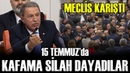 Hulusi Paşa, CHP'li Özgür Özel'e Ağzının Payını Veriyor (Kafama Silah Dayadılar)