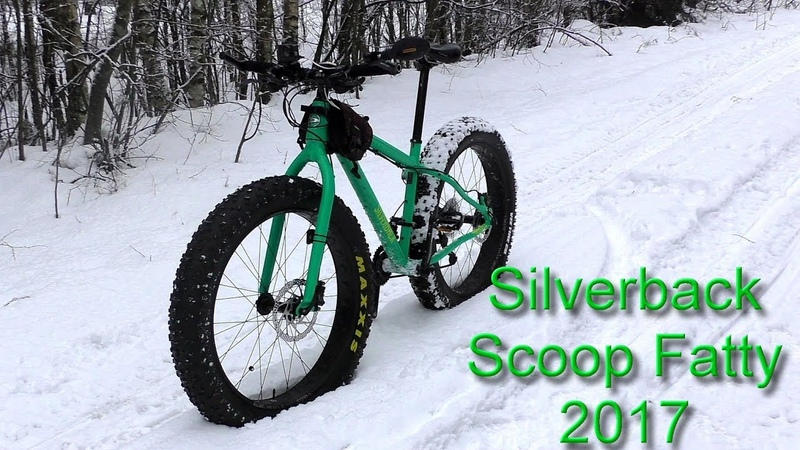 Краткий обзор Silverback Scoop Fatty 2017